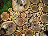 Садовая дорожка деревянная в украинском стиле с доставкой по всей Украине, фото 2