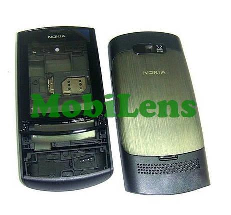 Nokia 303 Корпус серый, фото 2