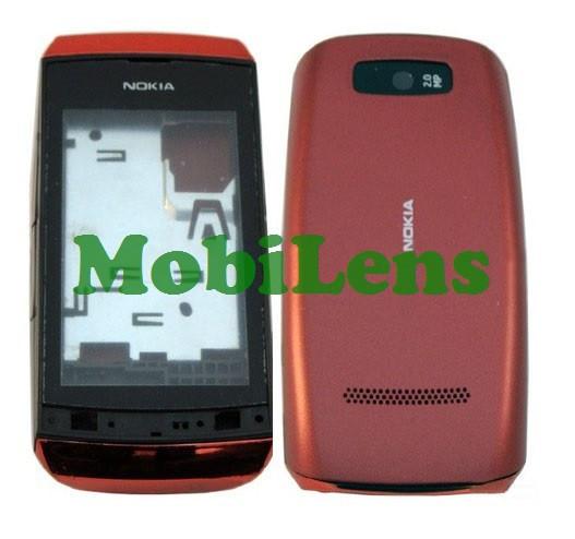 Nokia 305 Корпус красный