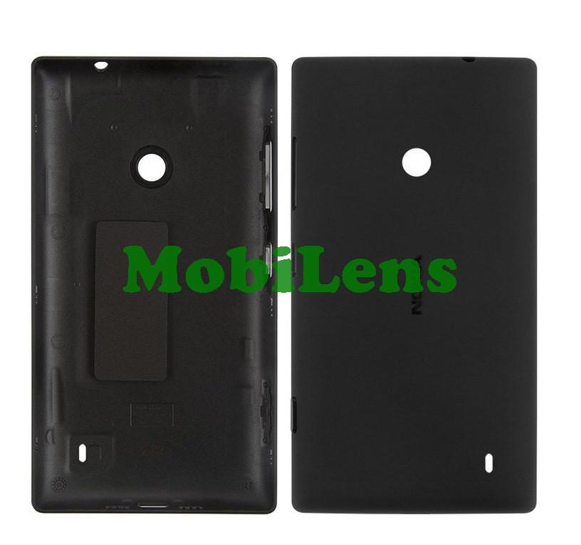 Nokia 520, RM-914, 525 Lumia Задняя крышка черная