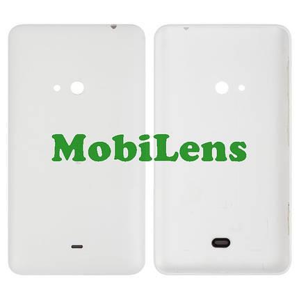 Nokia 625 Lumia, RM-943, RM-941 Задняя крышка белая, фото 2
