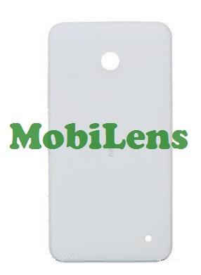 Nokia 630, 635 Lumia, 636, 638, RM-974, RM-978, RM-1010, RM-1027 Задняя крышка белая