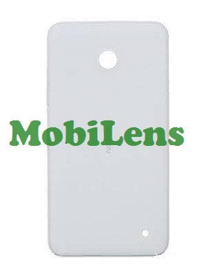 Nokia 630, 635 Lumia, 636, 638, RM-974, RM-978, RM-1010, RM-1027 Задняя крышка белая, фото 2