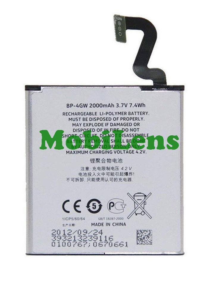 Nokia 920 Lumia, BP-4GW Аккумулятор