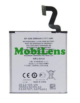 Nokia 920 Lumia, BP-4GW Аккумулятор, фото 2
