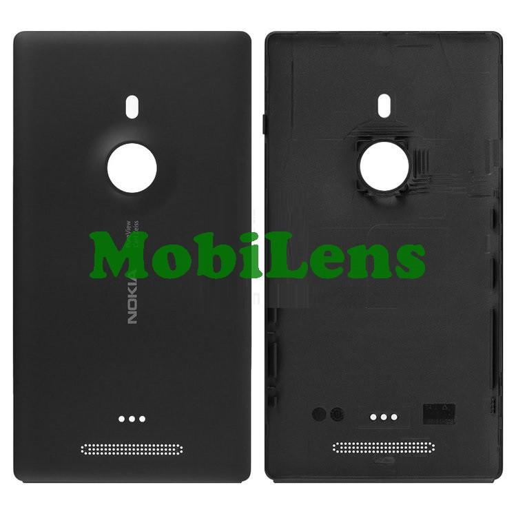 Nokia 925 Lumia Задняя крышка черная