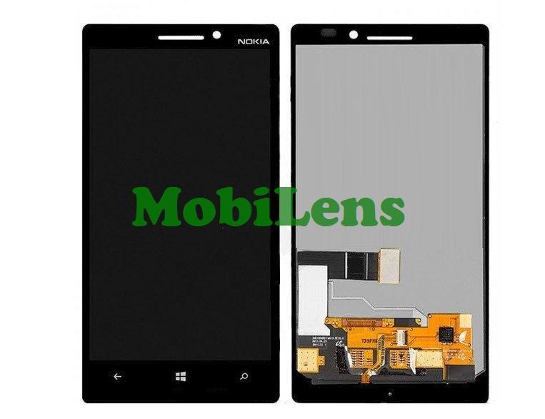Nokia 930 Lumia, RM-1045 Дисплей+тачскрин(модуль) черный