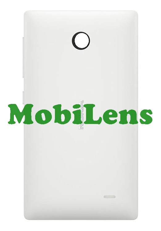 Nokia X Dual, RM-980 Задняя крышка белая