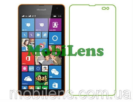 Microsoft 535 Lumia, RM-1089, RM-1090 Защитное стекло , фото 2