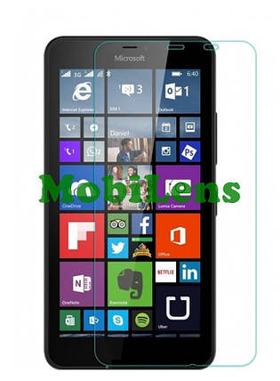 Microsoft 640 XL, RM-1062, RM-1063, RM-1064, RM-1065, RM-1066, RM-1067 Защитное стекло, фото 2