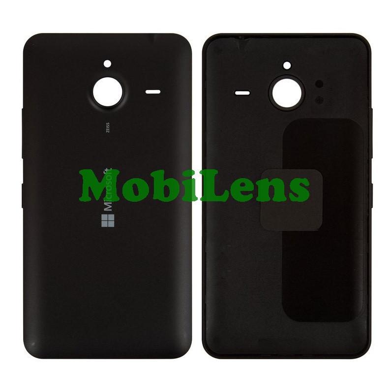 Microsoft 640 XL, RM-1062, RM-1063, RM-1064, RM-1065, RM-1066, RM-1067 Задняя крышка черная