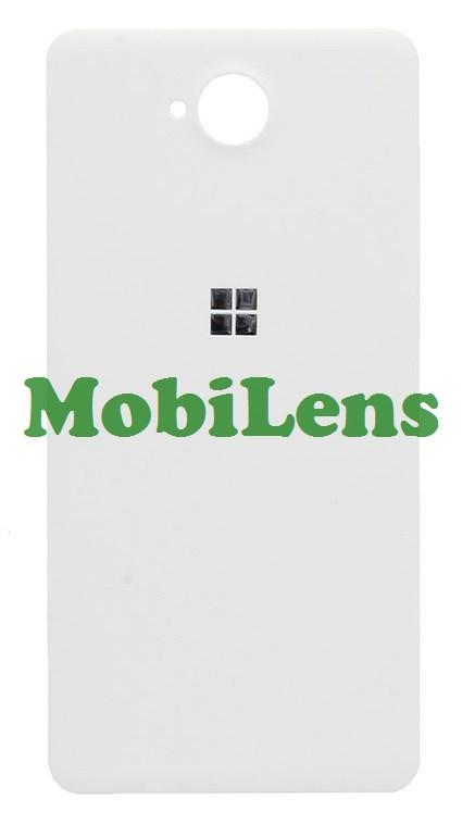 Microsoft 650 Lumia, RM-1152, RM-1154 Задняя крышка белая