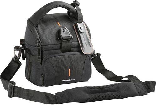 Отличная фотосумка с расширением для DSLR-камеры Vanguard UP-Rise II 18 черная