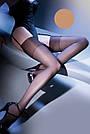 Женские чулки большого размера под пояс телесные 15 den Gabriella Cher plus size, фото 2