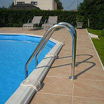 Лестница для бассейна Emaux Standard NSL215-SR (2 ступ.), фото 2