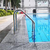 Лестница для бассейна Emaux Standard NSL215-SR (2 ступ.), фото 3