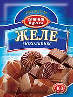 Желе шоколадное ТМ Смачна кухня, 70 г