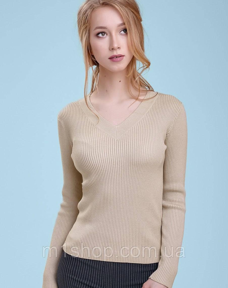 Женский облегающий пуловер (3245-3240-3314 svt)