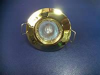 Светильник точечный поворотный латунь BRILUM DL-5S