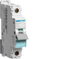 Hager Автоматический выключатель In=50 А, 1п, С, 10 kA, 1м NCN150