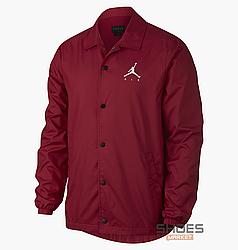 Куртка Nike JUMPMAN COACHES JKT Red 939966-687, оригинал