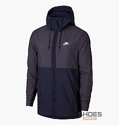 Куртка Nike M JKT HD WVN Blue 928857-081, оригинал