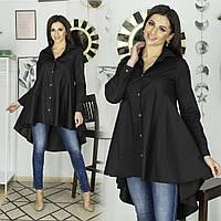 Блуза - рубашка / хлопок / Украина 44-0109, фото 1