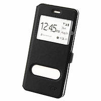 Чехол-книжка ViP 2 окна HTC Desire 626, 626G черный