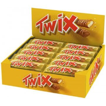 Шоколадний батончик Twix 50 g x 32 шт
