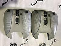 Плафон внутреннего освещения салона передний mercedes s-class w220