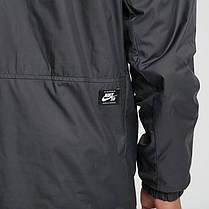 Куртка Nike M SB SHLD JKT COACHES Blue 829509-010, оригинал, фото 2