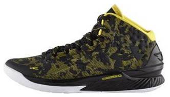 Баскетбольные кроссовки Under Armour 3C Curry 1 (Premium-class) хаки