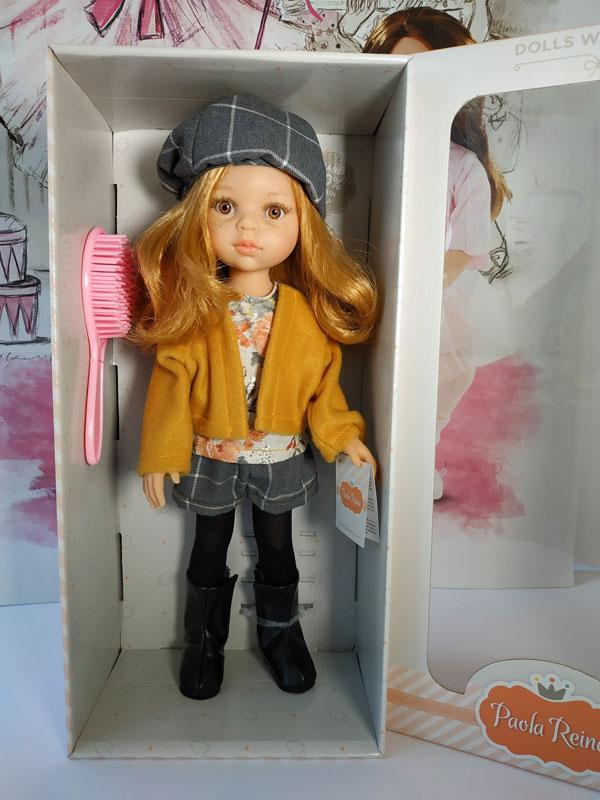 Кукла Даша 32 см Paola Reina 04417