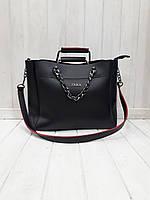 Женская сумка Зара черная, фото 1