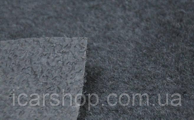Ковролин Orotex Barati Темно-Серый на Резине/ ширина 2 м