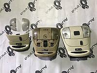 Плафон внутрішнього освітлення салону передні ml-class w163, фото 1