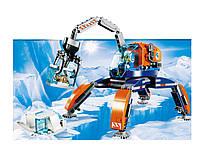 Конструктор JVToy 24003 Арктический транспорт 224 деталей (аналог Lego City Arctic лего)