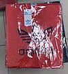 Футболка мужская молодежная adidas  3d Турция, фото 4