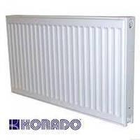 KORADO 11K 600х500 Стальной радиатор с боковым подключением