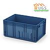 Пластиковый ящик RL-KLT 6280 594х396х280 мм