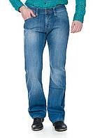 Джинсы Franco Benussi 3228-618 клеш синие
