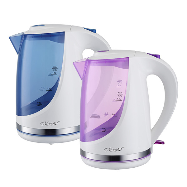 Электрический чайник 2200 Вт 1,7 л MR044
