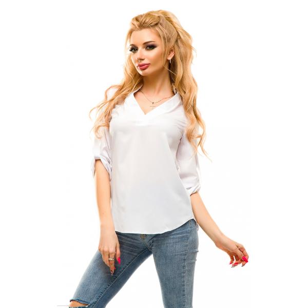 Блуза летняя (Белый)