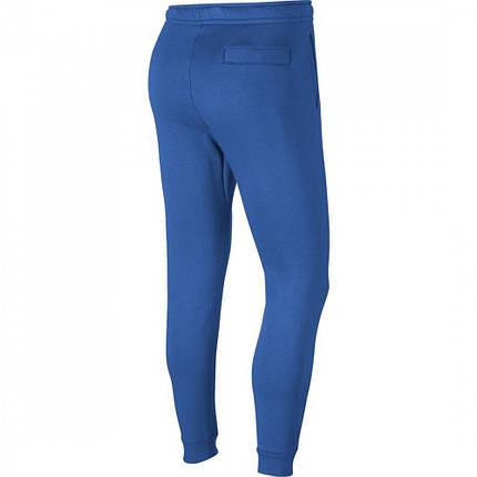 4629f04b Штаны мужские M NSW HBR JGGR FLC Blue 928725-403, оригинал купить в ...