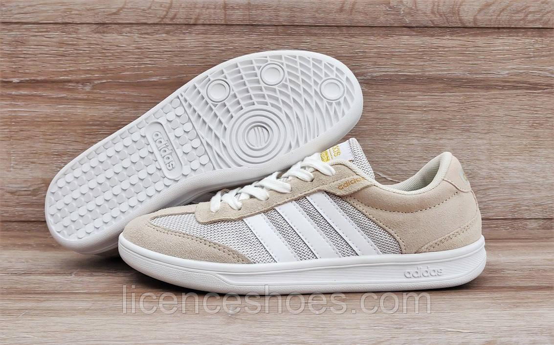 Детские, подростковые кроссовки Adidas NEO Cross Court