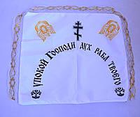 Ритуальная Наволочка Шёлк с печатью  № 54, фото 1