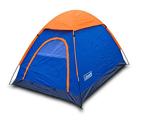Туристическая палатка Coleman 3005 2-х местная. 1-но слойная