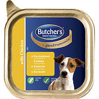 Консерва-паштет с курицей для собак Butchers Gastronomia Chicken