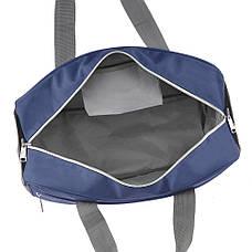 Дорожная сумка TONGSHENG синяя 55x37x23 нейлон  кс99501син, фото 3