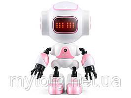 Умный робот JJRC R9 сенсорный  Розовый